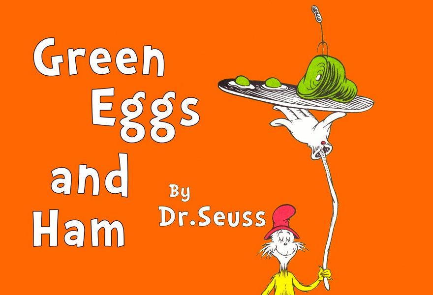 green eggs and ham quiz