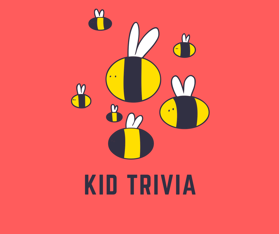 Kid-Friendly Trivia for 1st or 2nd Graders | From Quiz Riot